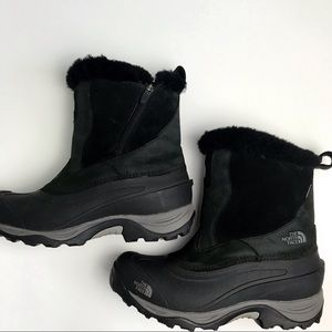 The North Face Primaloft Black Snow Boots